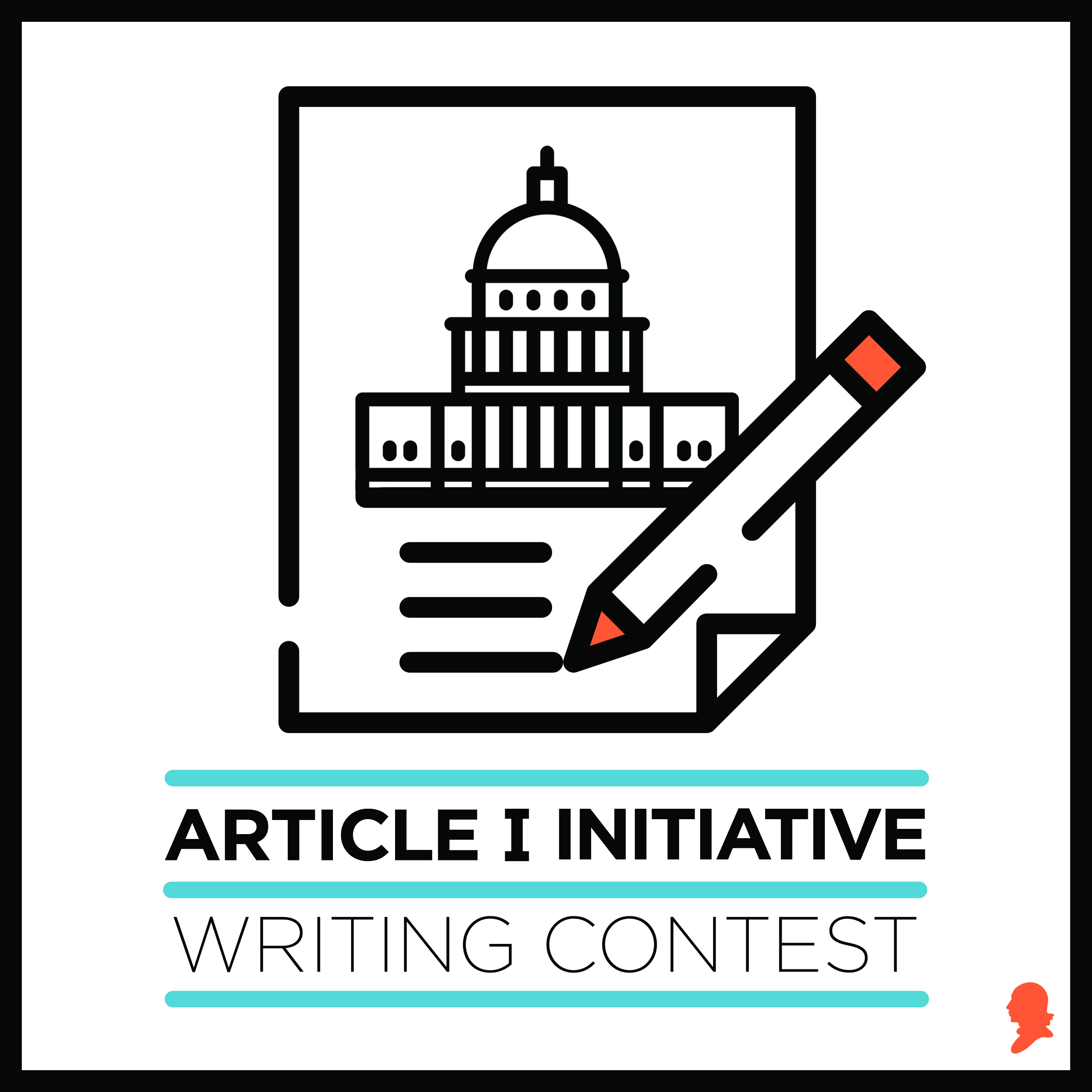 Announcing the Fourth Annual Article I Initiative Writing Contest