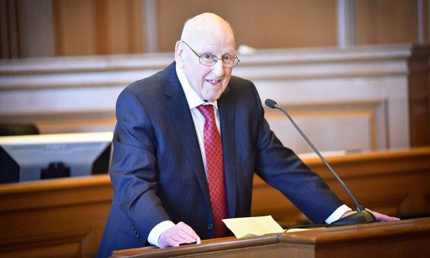 RIP Judge Ralph K. Winter