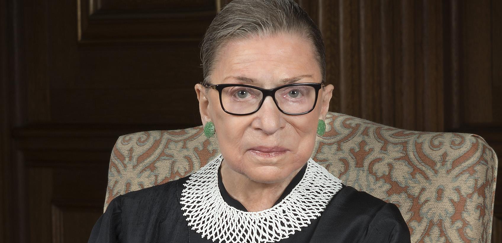 RIP Justice Ruth Bader Ginsburg