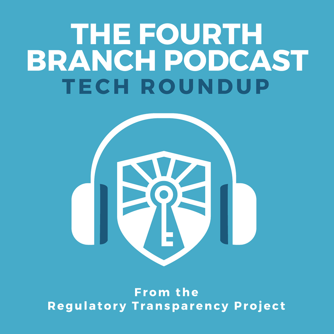 "Welcome to the New ""Tech Roundup Podcast"""