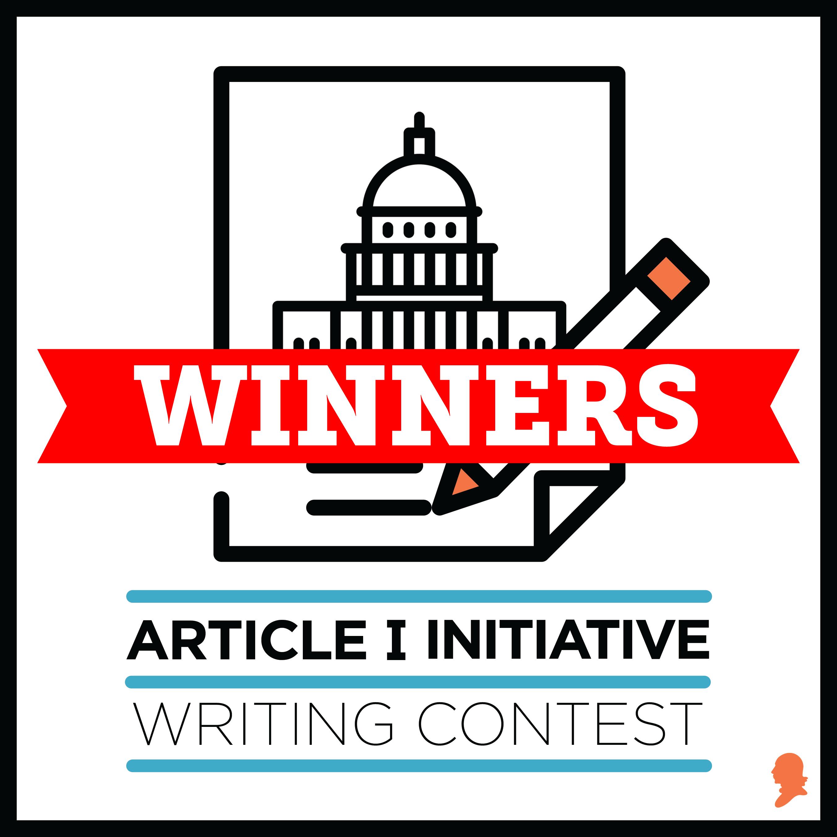 AII Writing Contest Logo