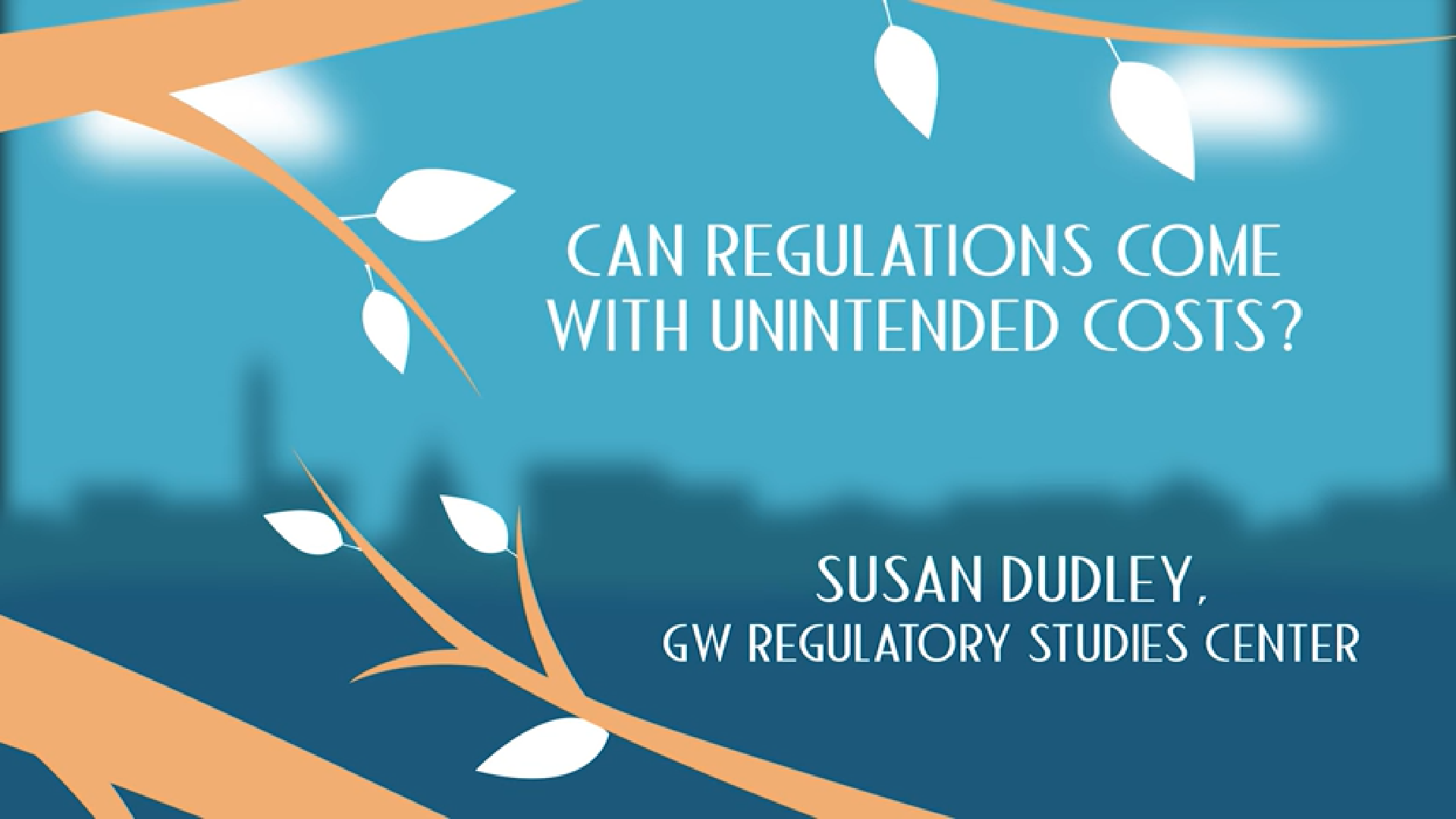 Can Regulations Come with Unintended Costs?