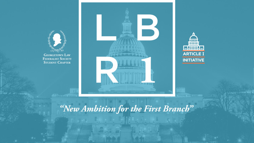 Legislative Branch Review Conference