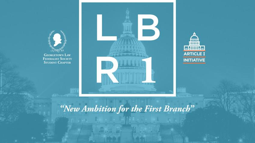 Legislative Branch Review Conference