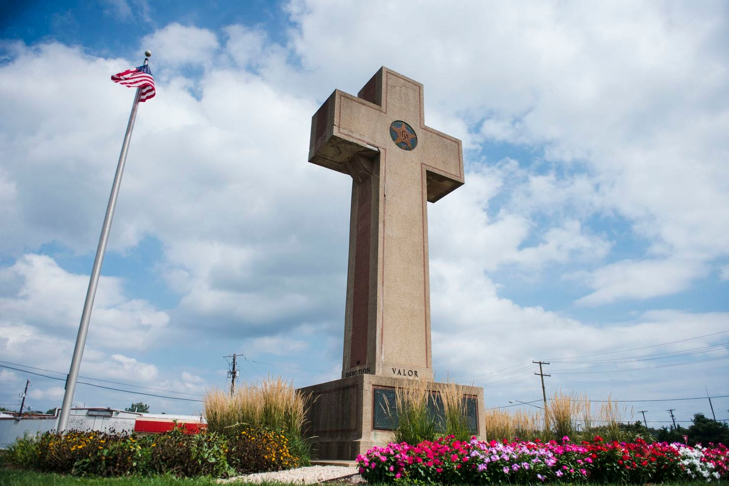 The Bladensburg WWI Memorial Cross