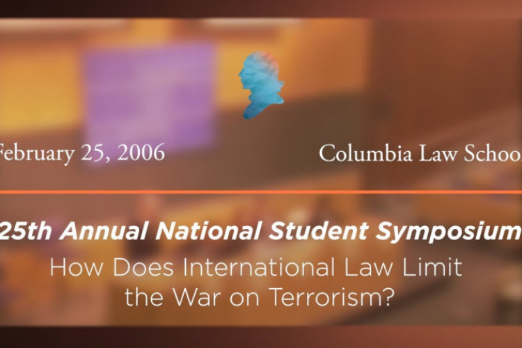 How Does International Law Limit the War on Terror? [Archive Collection]