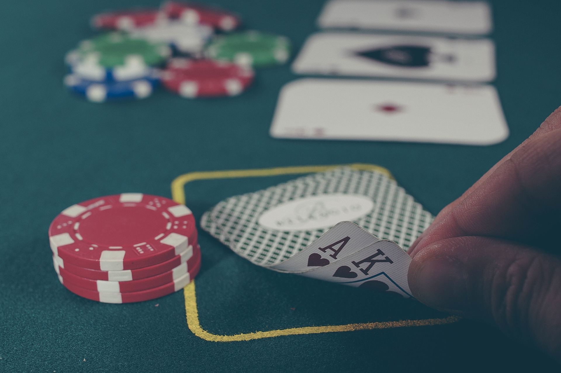 Feds: Gambling Fine, But Investing Too Risky