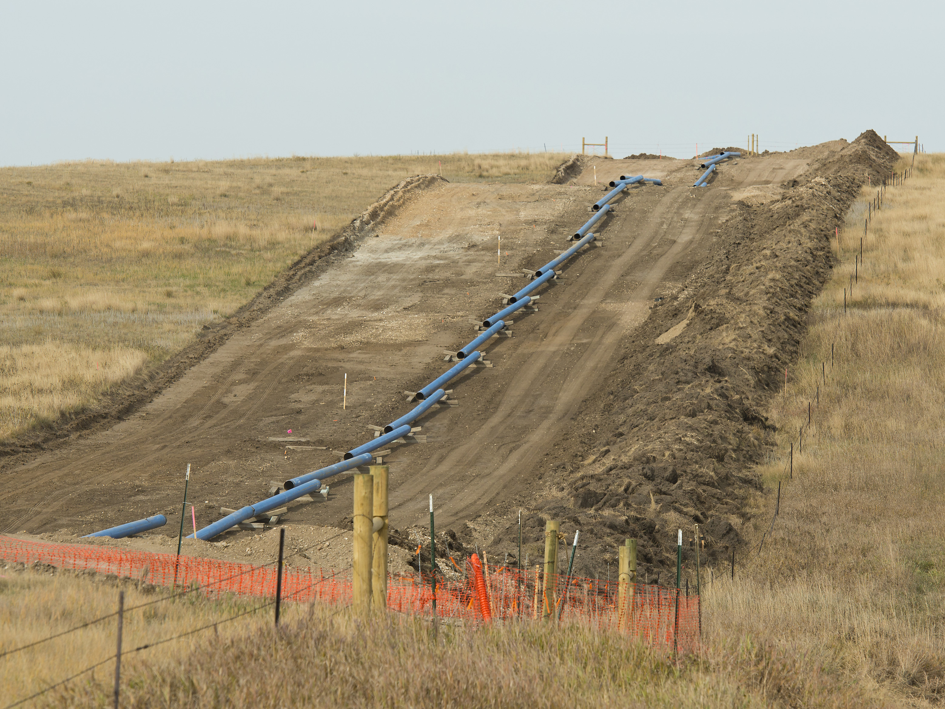 "Is ""Possess Now, Pay Later"" Constitutional in Private Pipeline Takings?"