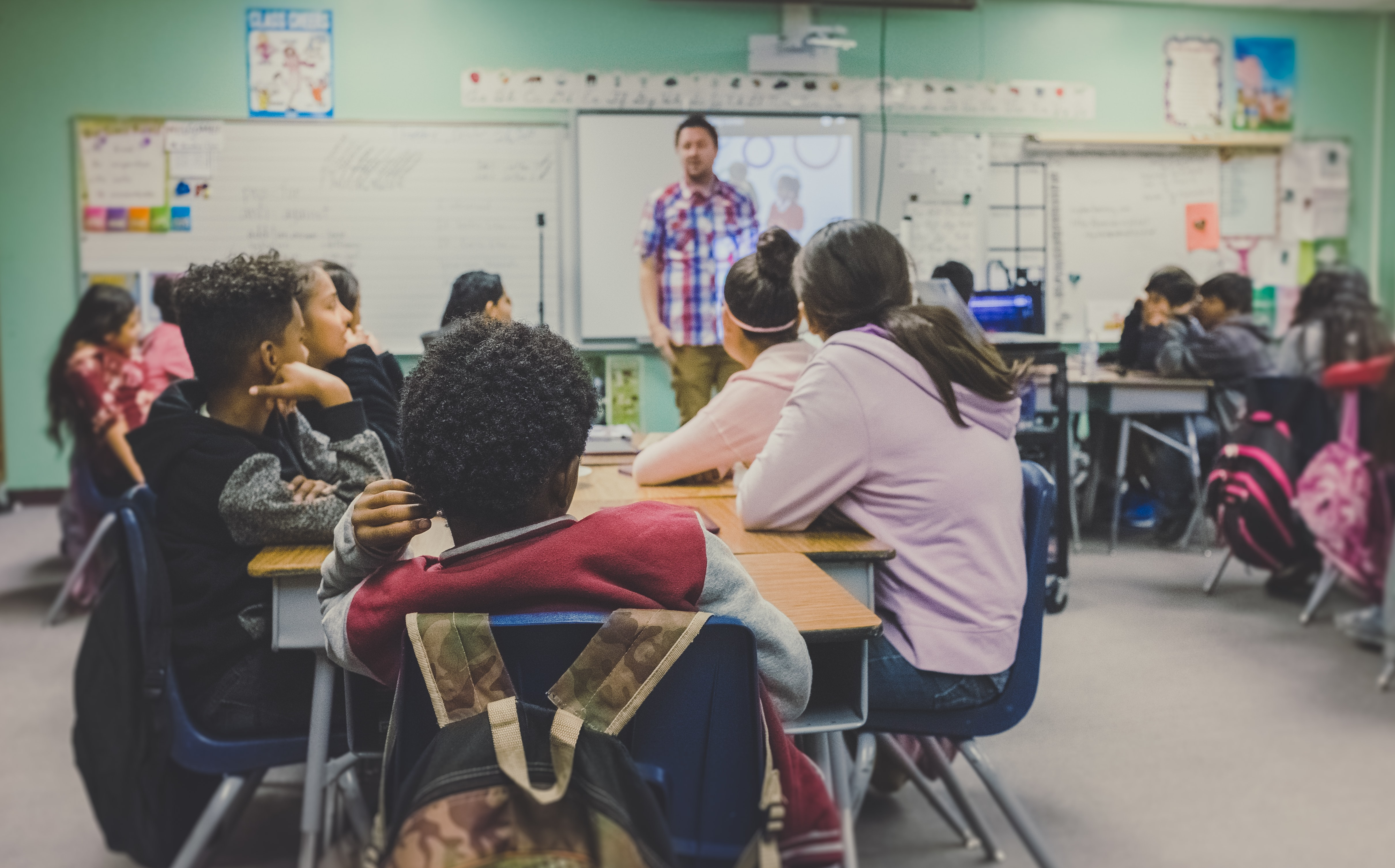 Teaching About Race in the Curriculum