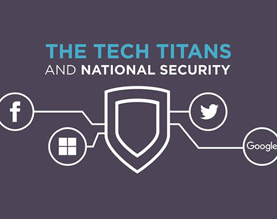 Tech Titans and National Security: West Coast Edition