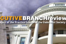 Fifth Annual Executive Branch Review Conference