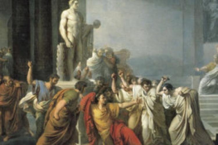 Shakespeare & the Law:  Julius Caesar