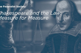 Click to play: Shakespeare and the Law: Measure for Measure