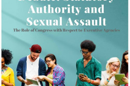 Debate: Statutory Authority and Sexual Assault