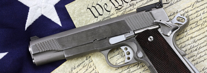 The Second Amendment protects 'weapons of war'