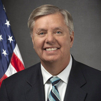 Lindsey Graham portrait