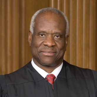 Clarence Thomas portrait
