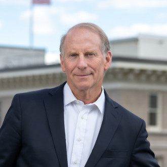 Richard N. Haass portrait