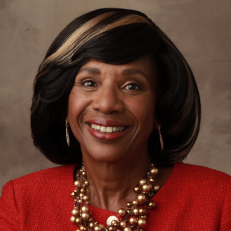 Paulette Brown portrait