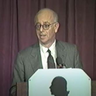 Erwin A. Glikes portrait