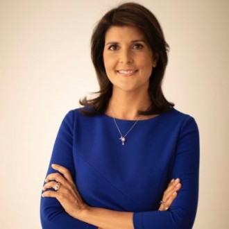 Nikki R. Haley portrait