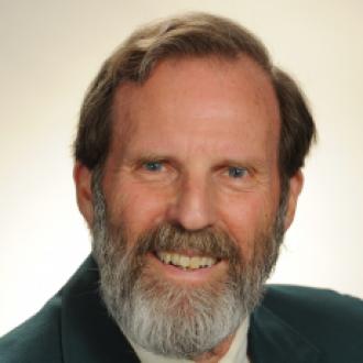 Alan B. Morrison portrait