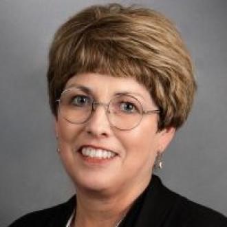 Cindy O'Laughlin portrait