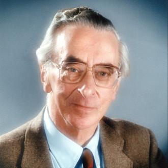 Norval Morris portrait