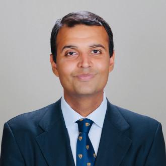 Sohan Dasgupta portrait