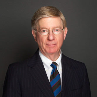 George F. Will portrait