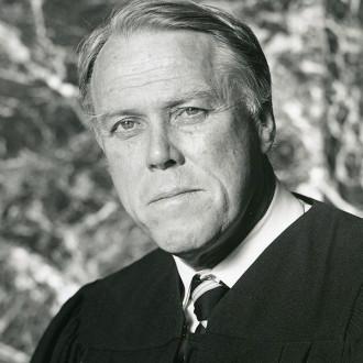 John T. Noonan portrait