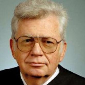 David B. Sentelle portrait