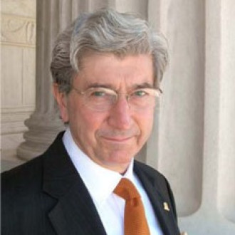 Paul Richard Baier portrait