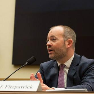 Brian T. Fitzpatrick portrait