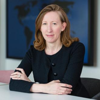 Jennifer G. Newstead portrait