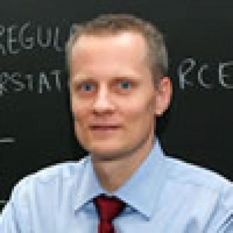 Allan Rostron portrait