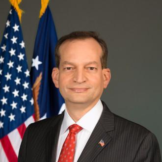 R. Alexander Acosta portrait
