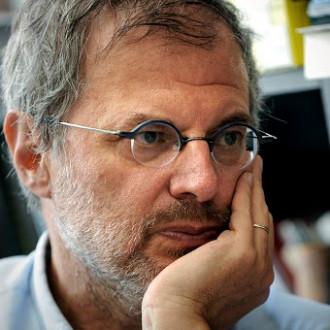Gábor Halmai portrait