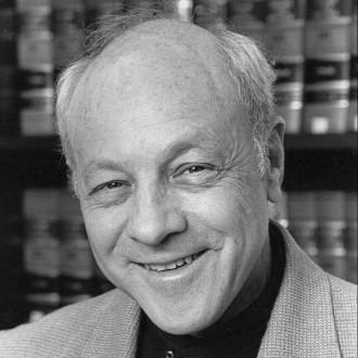 Larry Simon portrait