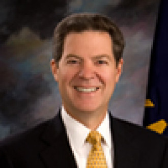 Sam Brownback portrait