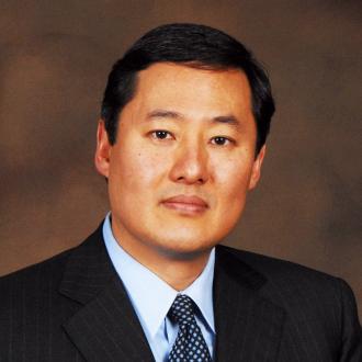 John C. Yoo portrait