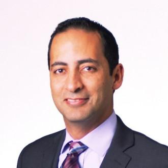 Ayman Rizkalla portrait