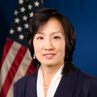 Michelle K. Lee portrait