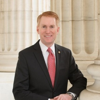 James Lankford portrait