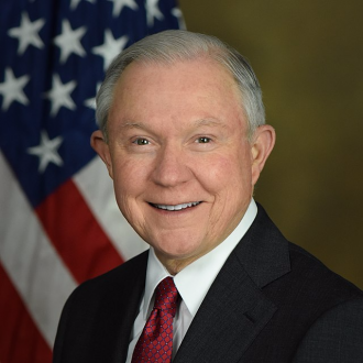 Jefferson B. Sessions portrait
