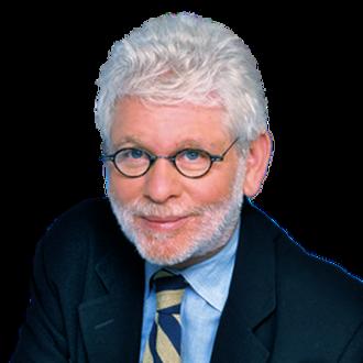 Richard Cohen portrait