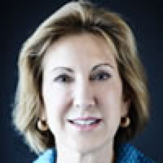 Carly Fiorina portrait