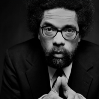 Cornel West portrait