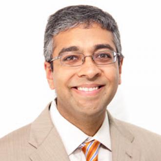 Amit Agarwal portrait