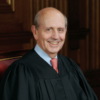 Stephen G. Breyer portrait